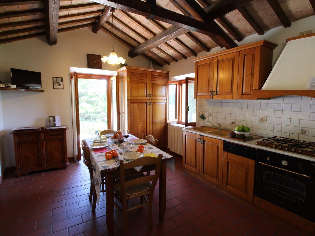 Ferienhaus Girasole (356647), Montecarotto, Ancona, Marken, Italien, Bild 18