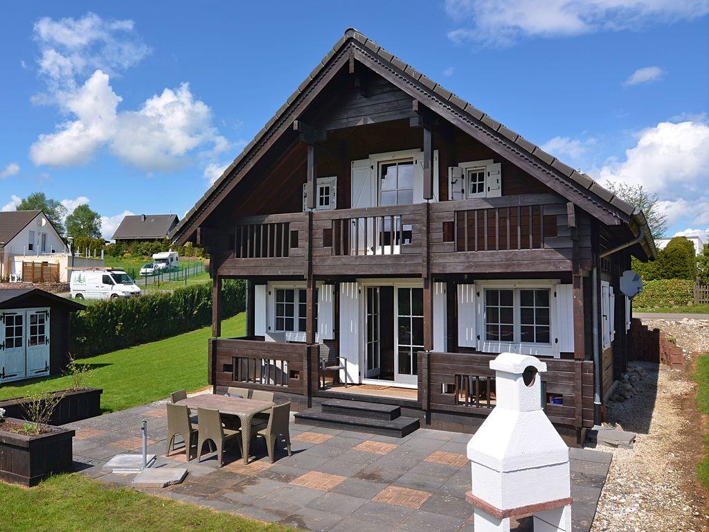 Ferienhaus Luxuriöses Chalet im Medebacher Sauerland mit eigenem Garten (357104), Medebach, Sauerland, Nordrhein-Westfalen, Deutschland, Bild 7