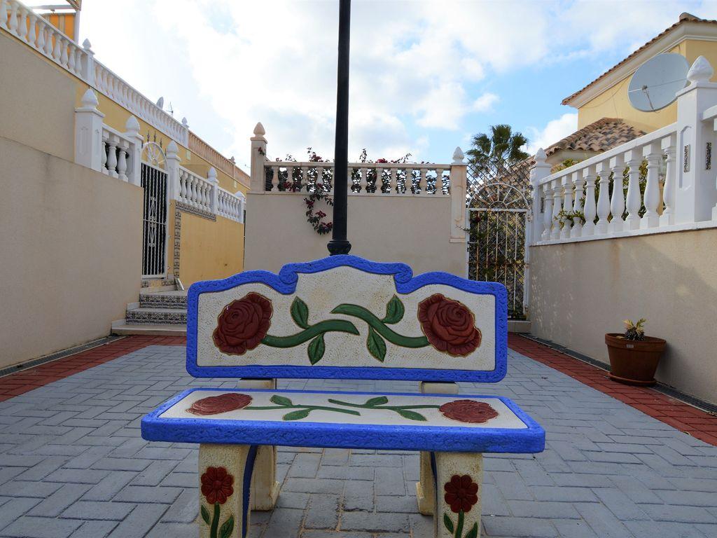 Ferienhaus Gemütliches Ferienhaus mit Swimmingpool in Valencia (382924), Castillo de Don Juan, Costa Blanca, Valencia, Spanien, Bild 21