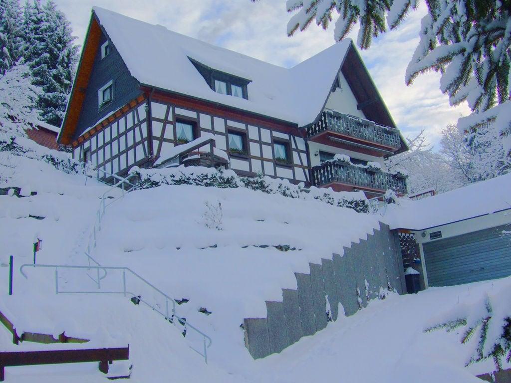 Ferienhaus Schicke Ferienwohnung in Hallenberg mit Terrasse (361315), Hallenberg, Sauerland, Nordrhein-Westfalen, Deutschland, Bild 33