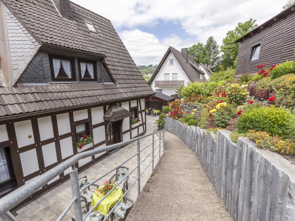 Ferienhaus Schicke Ferienwohnung in Hallenberg mit Terrasse (361315), Hallenberg, Sauerland, Nordrhein-Westfalen, Deutschland, Bild 16