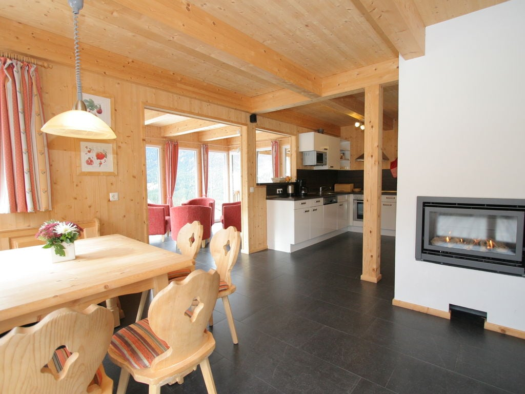 Holiday house Chalet Quadrifoglio (361344), Hohentauern, Murtal, Styria, Austria, picture 8