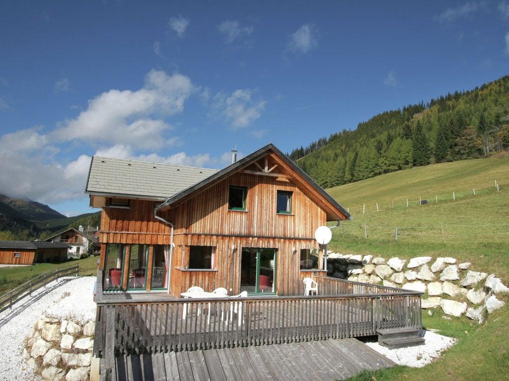 Chalet Quadrifoglio Ferienhaus