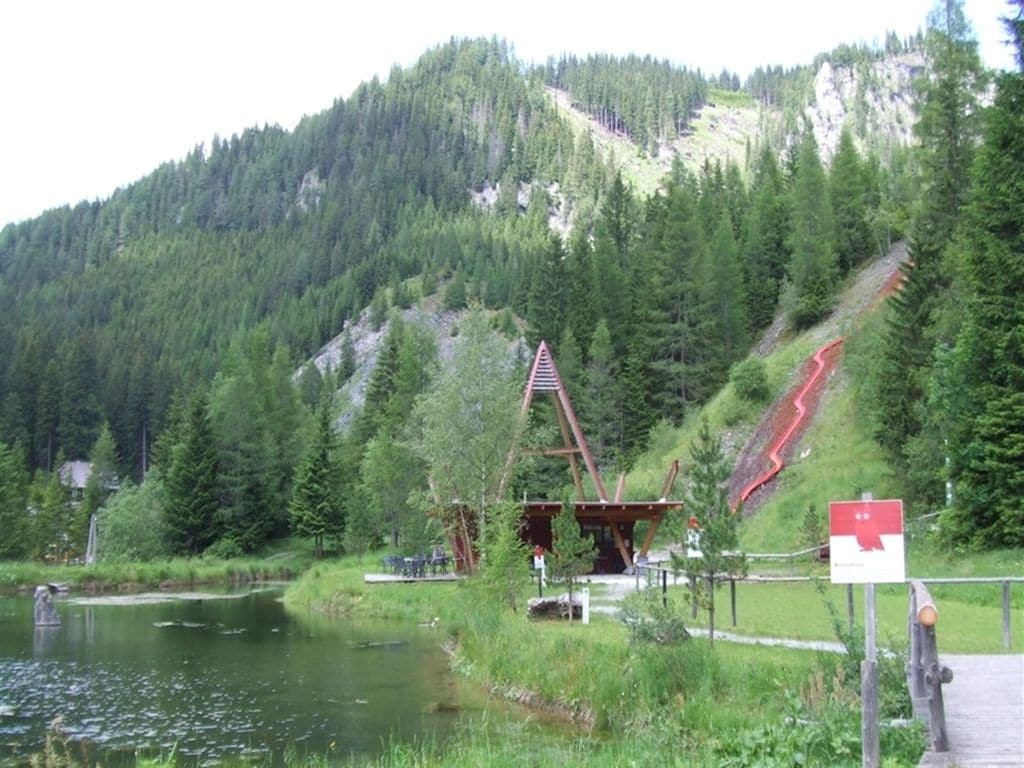 Holiday house Chalet Quadrifoglio (361344), Hohentauern, Murtal, Styria, Austria, picture 20