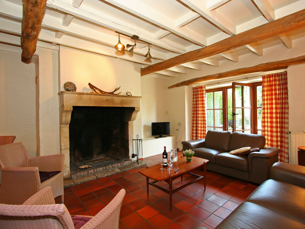 Ferienhaus Ruhiges Cottage in Petites Tailles mit Terrasse (375962), Vielsalm, Luxemburg (BE), Wallonien, Belgien, Bild 9