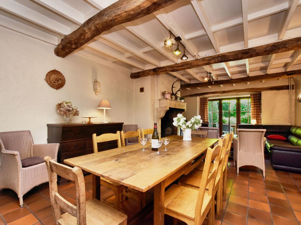Ferienhaus Ruhiges Cottage in Petites Tailles mit Terrasse (375962), Vielsalm, Luxemburg (BE), Wallonien, Belgien, Bild 4
