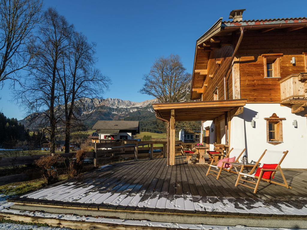 Maison de vacances Chalet Kaiserliebe I (363334), Ellmau, Wilder Kaiser, Tyrol, Autriche, image 23
