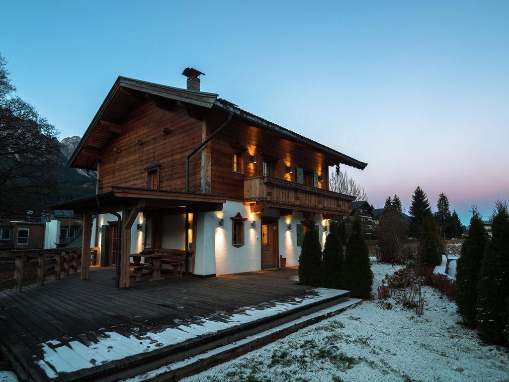 Maison de vacances Chalet Kaiserliebe I (363334), Ellmau, Wilder Kaiser, Tyrol, Autriche, image 4