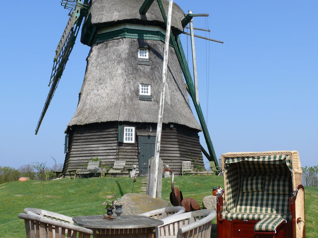 Ferienhaus Windmühle Ferienhaus in Farve Garten und Panoramablick (364072), Oldenburg in Holstein, Ostseespitze Wagrien, Schleswig-Holstein, Deutschland, Bild 1