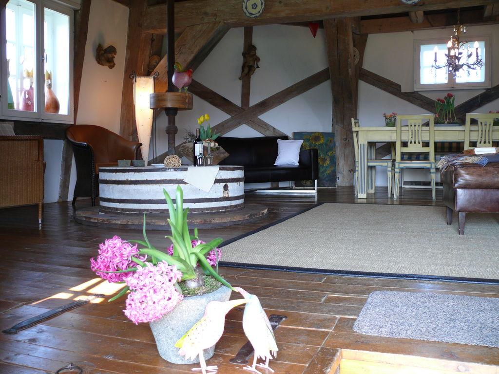 Ferienhaus Windmühle Ferienhaus in Farve Garten und Panoramablick (364072), Oldenburg in Holstein, Ostseespitze Wagrien, Schleswig-Holstein, Deutschland, Bild 3