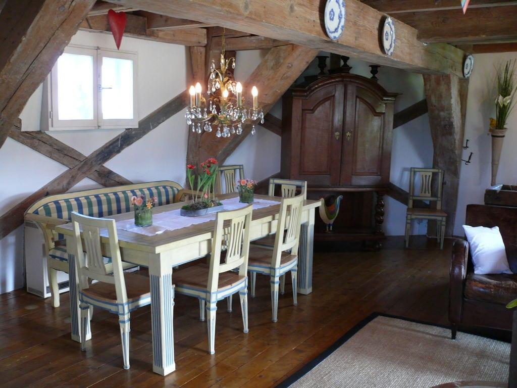 Ferienhaus Windmühle Ferienhaus in Farve Garten und Panoramablick (364072), Oldenburg in Holstein, Ostseespitze Wagrien, Schleswig-Holstein, Deutschland, Bild 2