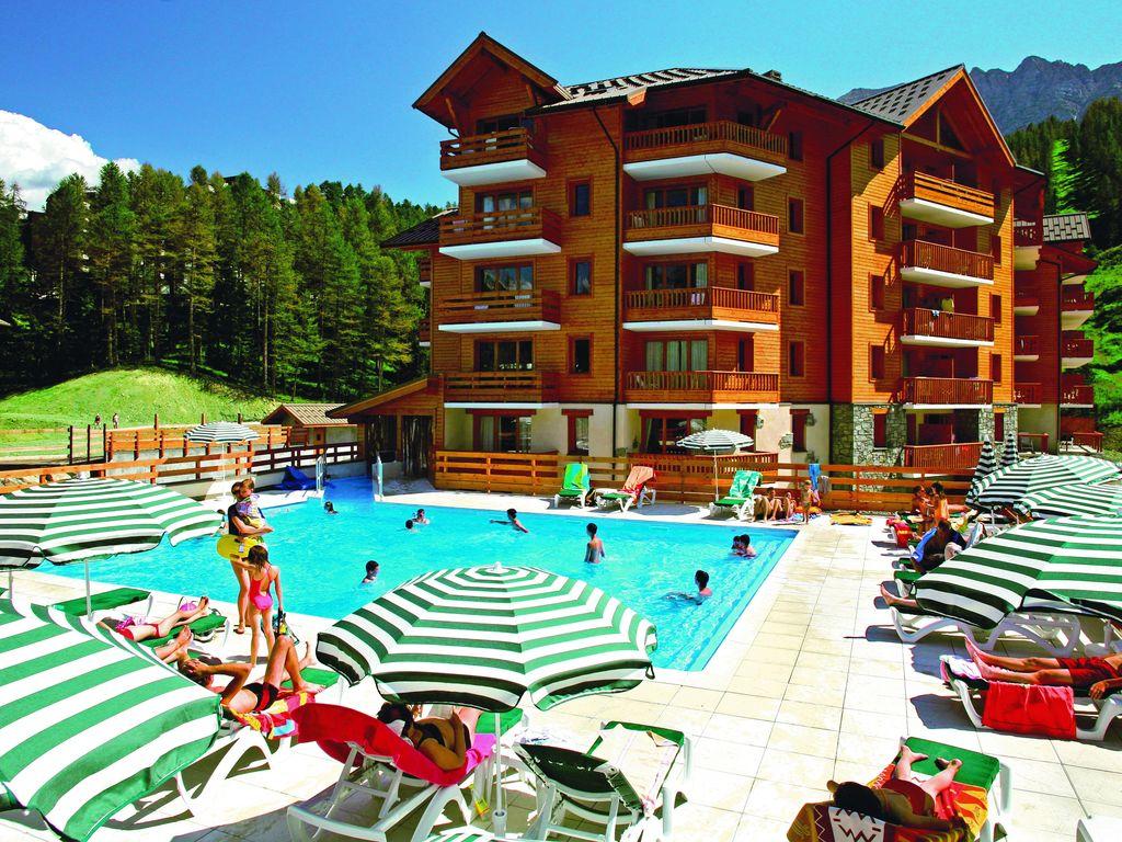 Holiday apartment L'Albane 2 (362305), Vars, Hautes-Alpes, Provence - Alps - Côte d'Azur, France, picture 1