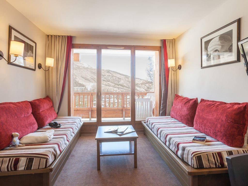 Holiday apartment L'Albane 2 (362305), Vars, Hautes-Alpes, Provence - Alps - Côte d'Azur, France, picture 16