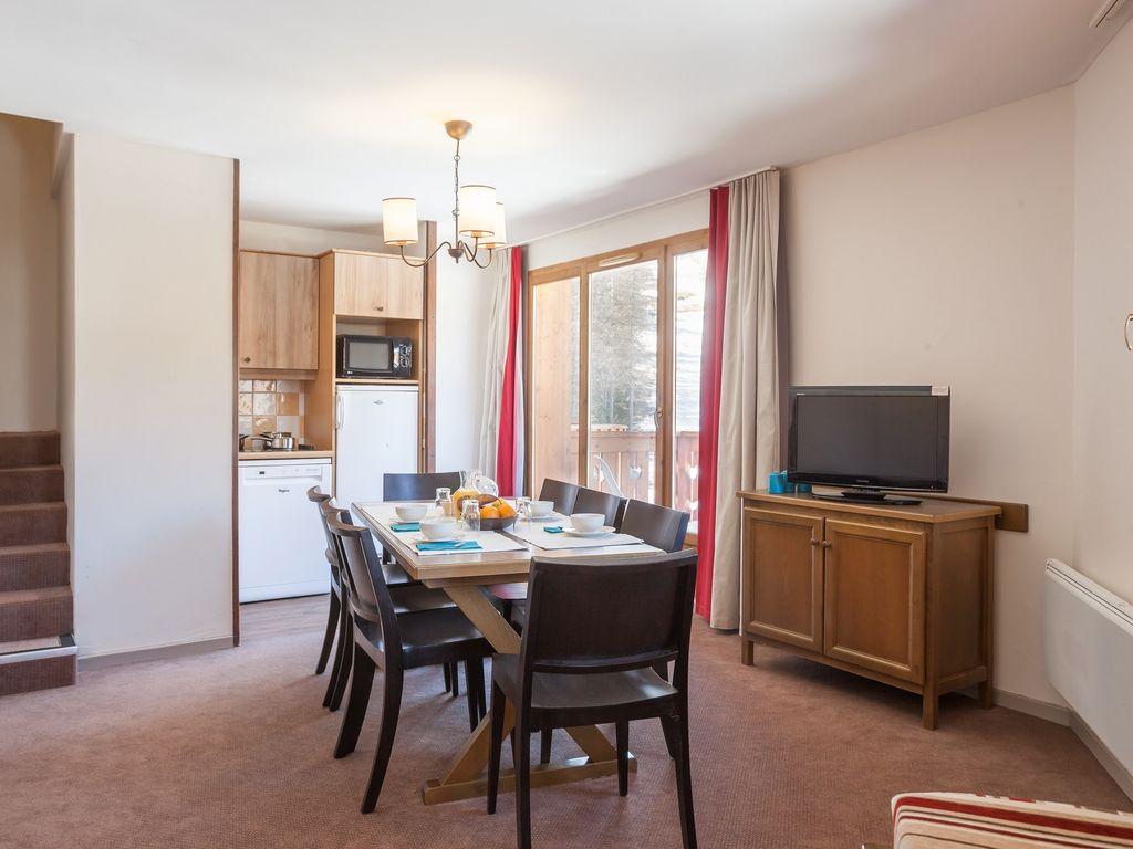 Holiday apartment L'Albane 2 (362305), Vars, Hautes-Alpes, Provence - Alps - Côte d'Azur, France, picture 8