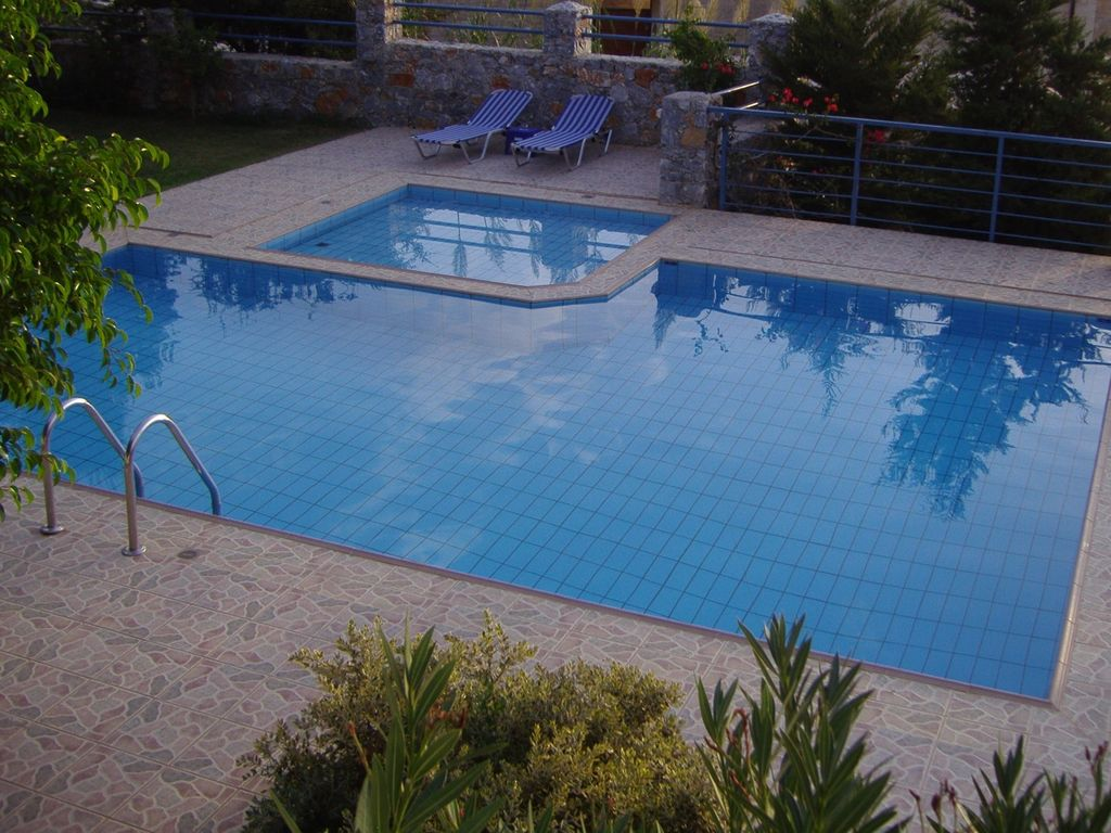 Holiday house Moderne Villa mit Swimmingpool in Lefkogia Kreta (376791), Agios Vasilios, Crete South Coast, Crete, Greece, picture 5