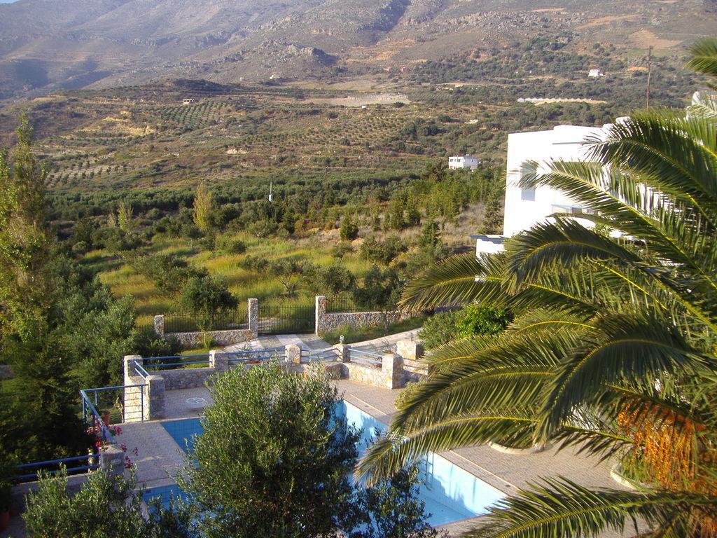 Holiday house Moderne Villa mit Swimmingpool in Lefkogia Kreta (376791), Agios Vasilios, Crete South Coast, Crete, Greece, picture 8