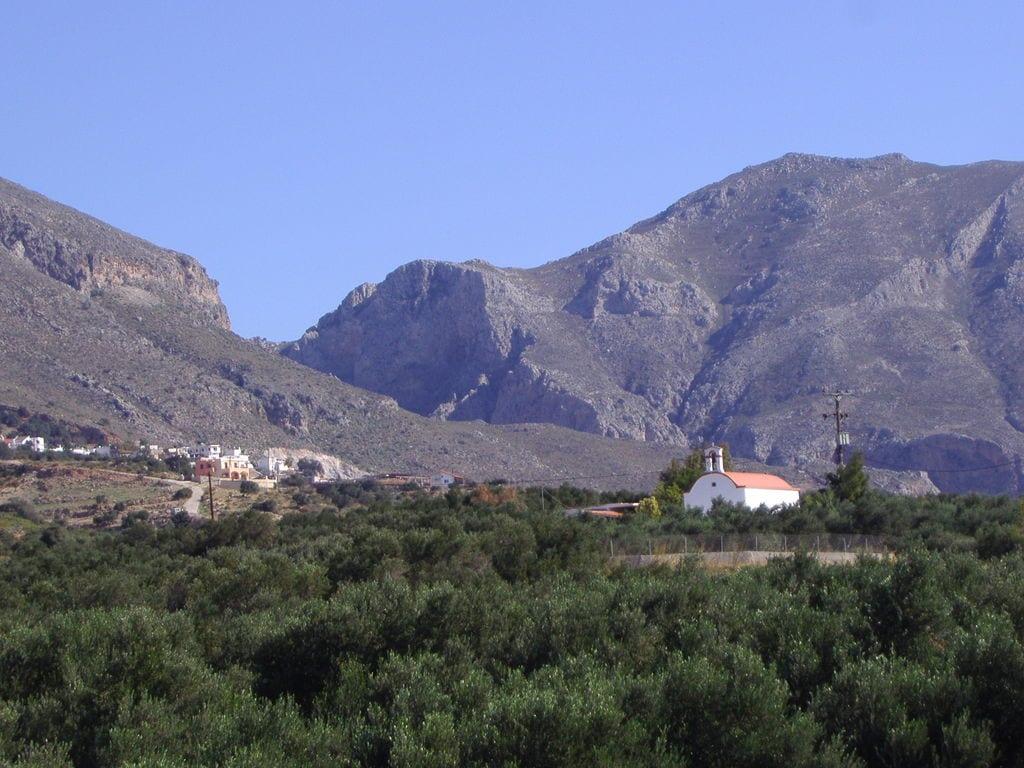 Holiday house Moderne Villa mit Swimmingpool in Lefkogia Kreta (376791), Agios Vasilios, Crete South Coast, Crete, Greece, picture 34