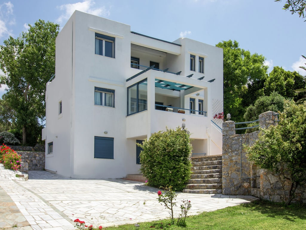 Holiday house Moderne Villa mit Swimmingpool in Lefkogia Kreta (376791), Agios Vasilios, Crete South Coast, Crete, Greece, picture 2