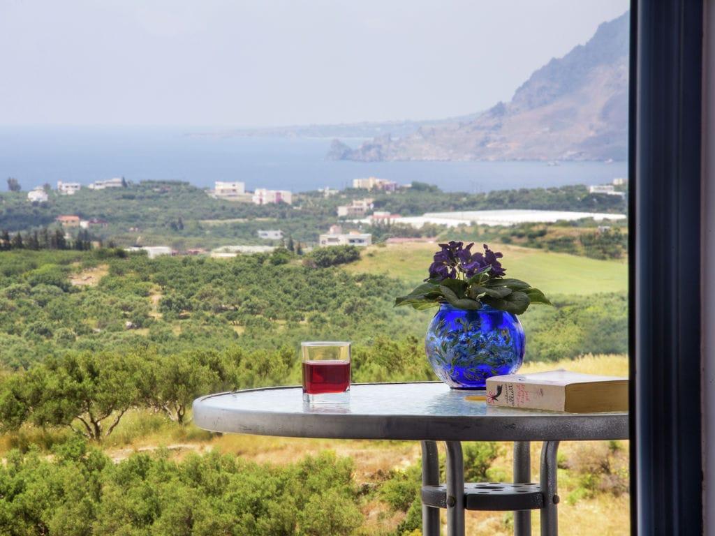 Holiday house Moderne Villa mit Swimmingpool in Lefkogia Kreta (376791), Agios Vasilios, Crete South Coast, Crete, Greece, picture 7