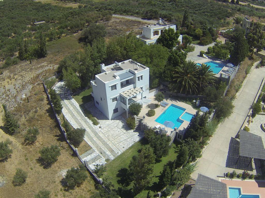 Holiday house Moderne Villa mit Swimmingpool in Lefkogia Kreta (376791), Agios Vasilios, Crete South Coast, Crete, Greece, picture 33