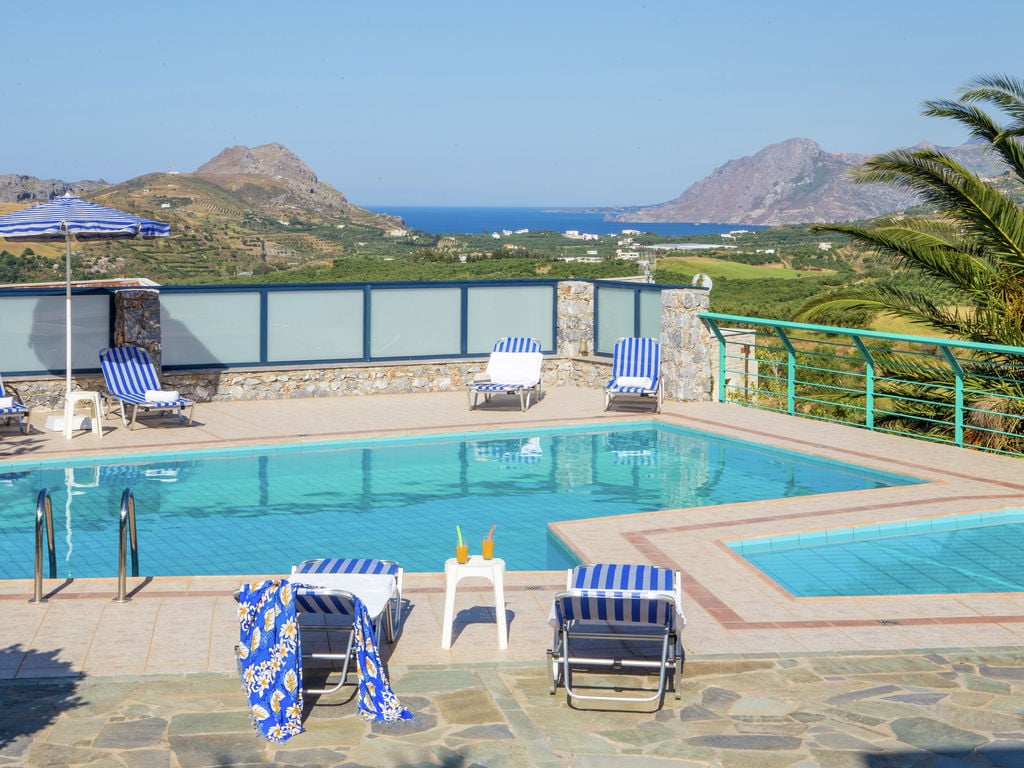 Holiday house Moderne Villa mit Swimmingpool in Lefkogia Kreta (376794), Agios Vasilios, Crete South Coast, Crete, Greece, picture 4