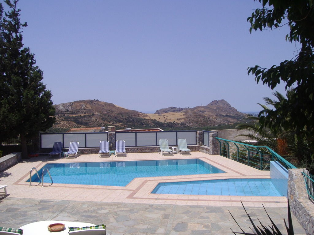 Holiday house Moderne Villa mit Swimmingpool in Lefkogia Kreta (376794), Agios Vasilios, Crete South Coast, Crete, Greece, picture 10