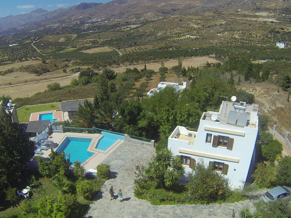 Holiday house Moderne Villa mit Swimmingpool in Lefkogia Kreta (376794), Agios Vasilios, Crete South Coast, Crete, Greece, picture 34