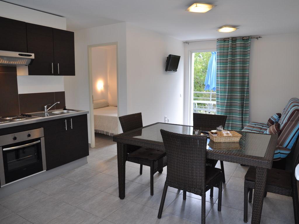 Ferienwohnung Geräumiges Appartement in Moriani-Plage mit Swimmingpool (398194), San Nicolao, Nordkorsika, Korsika, Frankreich, Bild 7