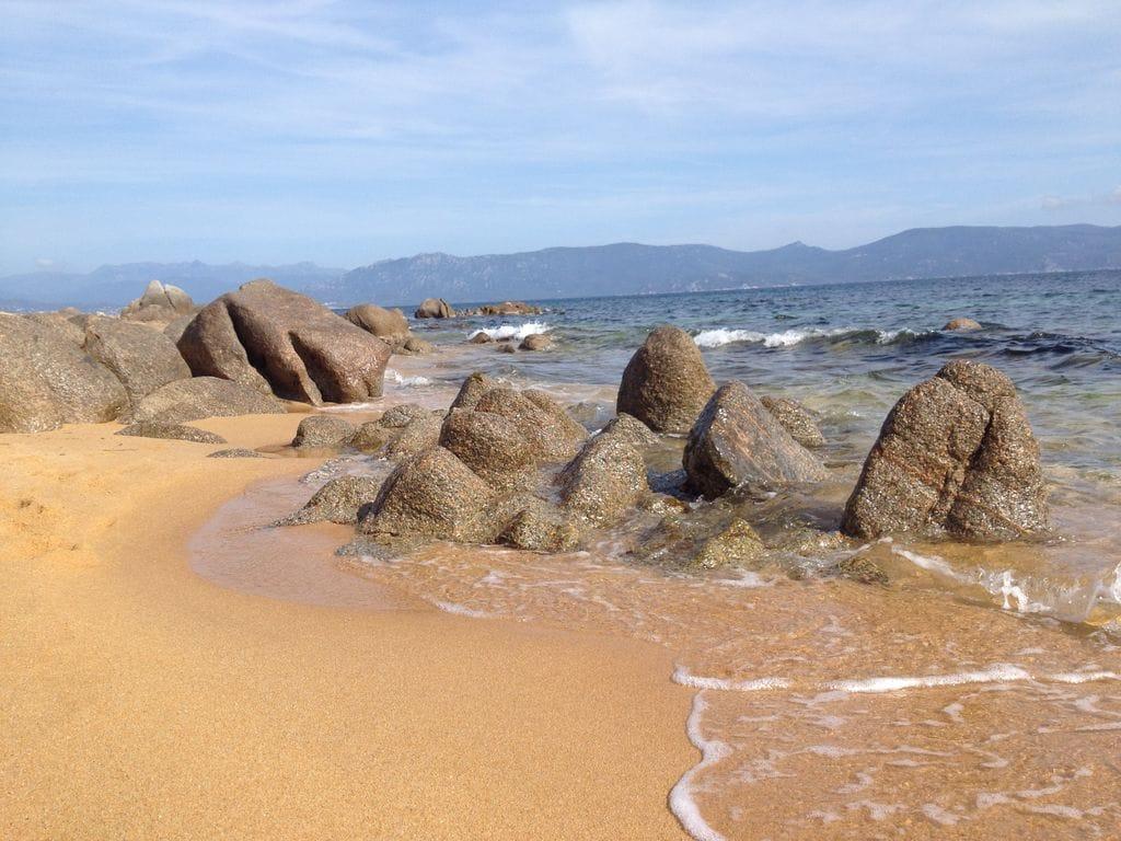 Ferienwohnung Geräumiges Appartement in Moriani-Plage mit Swimmingpool (398194), San Nicolao, Nordkorsika, Korsika, Frankreich, Bild 21