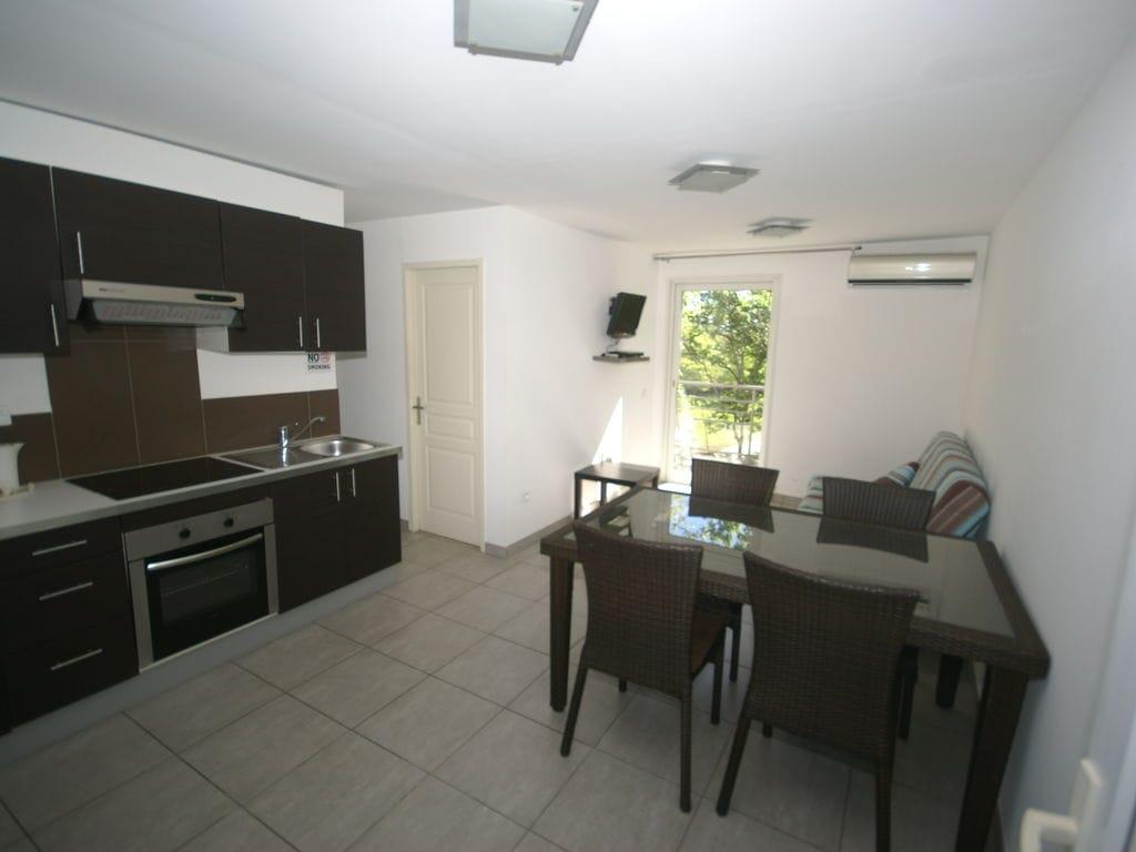 Ferienwohnung Geräumiges Appartement in Moriani-Plage mit Swimmingpool (398194), San Nicolao, Nordkorsika, Korsika, Frankreich, Bild 8