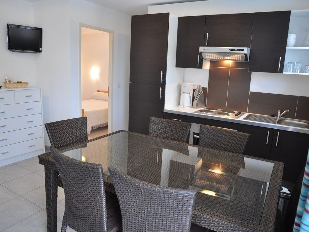 Ferienwohnung Geräumiges Appartement in Moriani-Plage mit Swimmingpool (398119), San Nicolao, Nordkorsika, Korsika, Frankreich, Bild 7