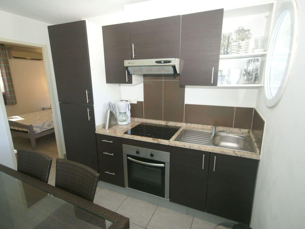 Ferienwohnung Geräumiges Appartement in Moriani-Plage mit Swimmingpool (398119), San Nicolao, Nordkorsika, Korsika, Frankreich, Bild 8