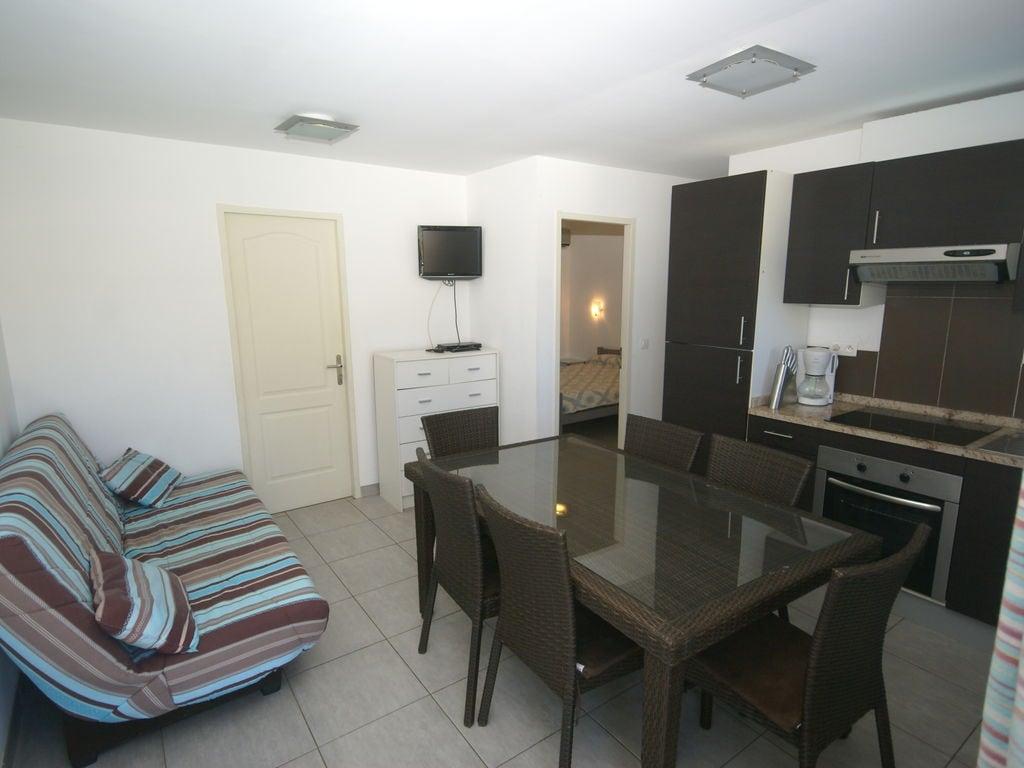 Ferienwohnung Geräumiges Appartement in Moriani-Plage mit Swimmingpool (398119), San Nicolao, Nordkorsika, Korsika, Frankreich, Bild 5