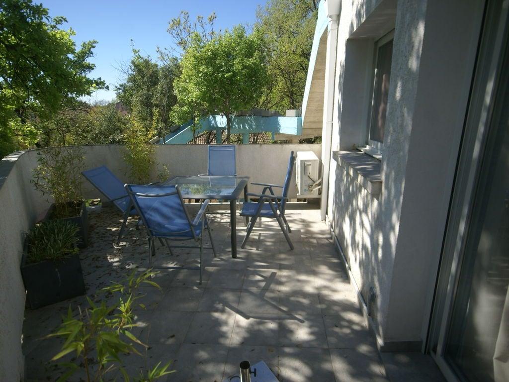 Ferienwohnung Geräumiges Appartement in Moriani-Plage mit Swimmingpool (398119), San Nicolao, Nordkorsika, Korsika, Frankreich, Bild 14
