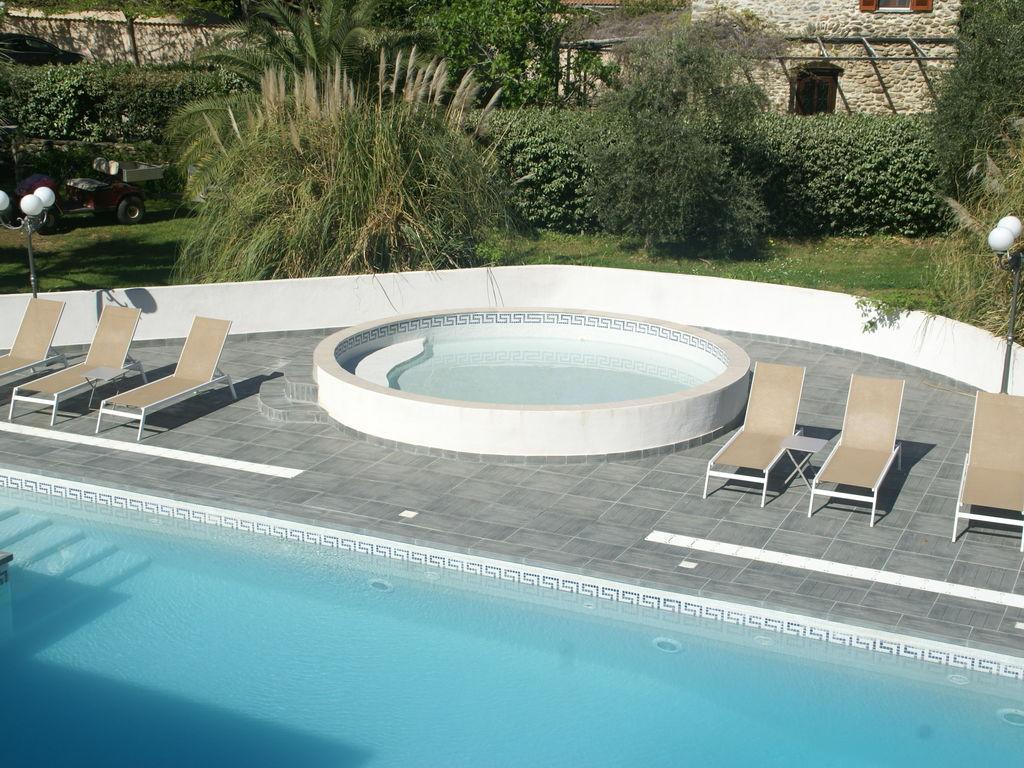 Ferienwohnung Geräumiges Appartement in Moriani-Plage mit Swimmingpool (398119), San Nicolao, Nordkorsika, Korsika, Frankreich, Bild 17