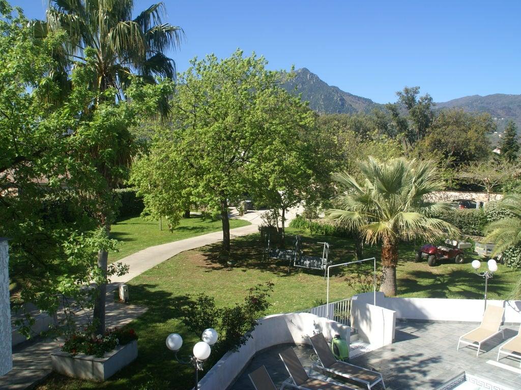 Ferienwohnung Geräumiges Appartement in Moriani-Plage mit Swimmingpool (398119), San Nicolao, Nordkorsika, Korsika, Frankreich, Bild 16