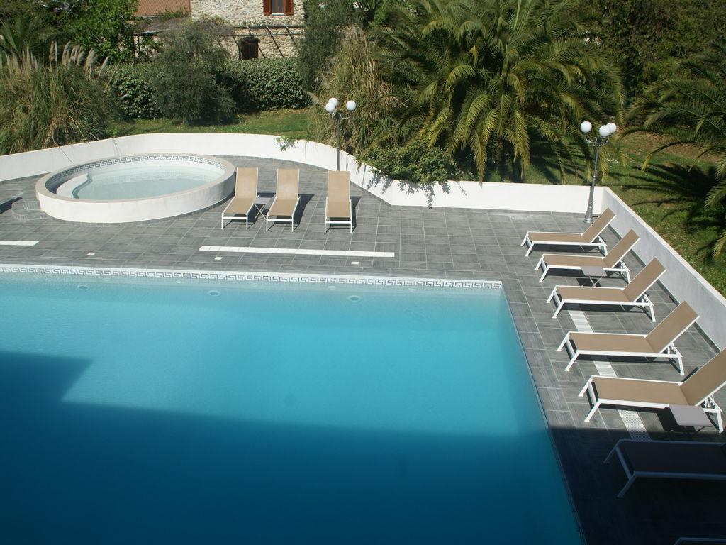 Ferienwohnung Geräumiges Appartement in Moriani-Plage mit Swimmingpool (398119), San Nicolao, Nordkorsika, Korsika, Frankreich, Bild 4
