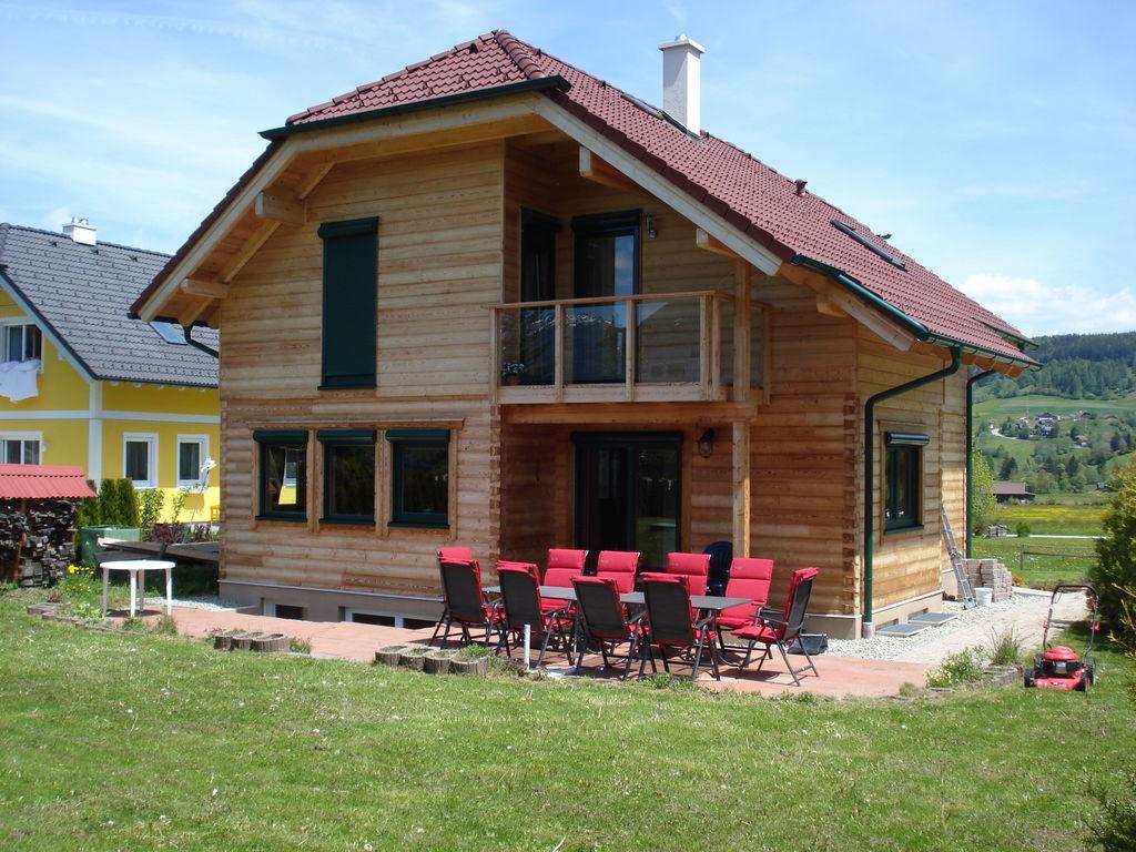 Ferienhaus Chalet Aineck (364997), St. Margarethen im Lungau, Lungau, Salzburg, Österreich, Bild 1