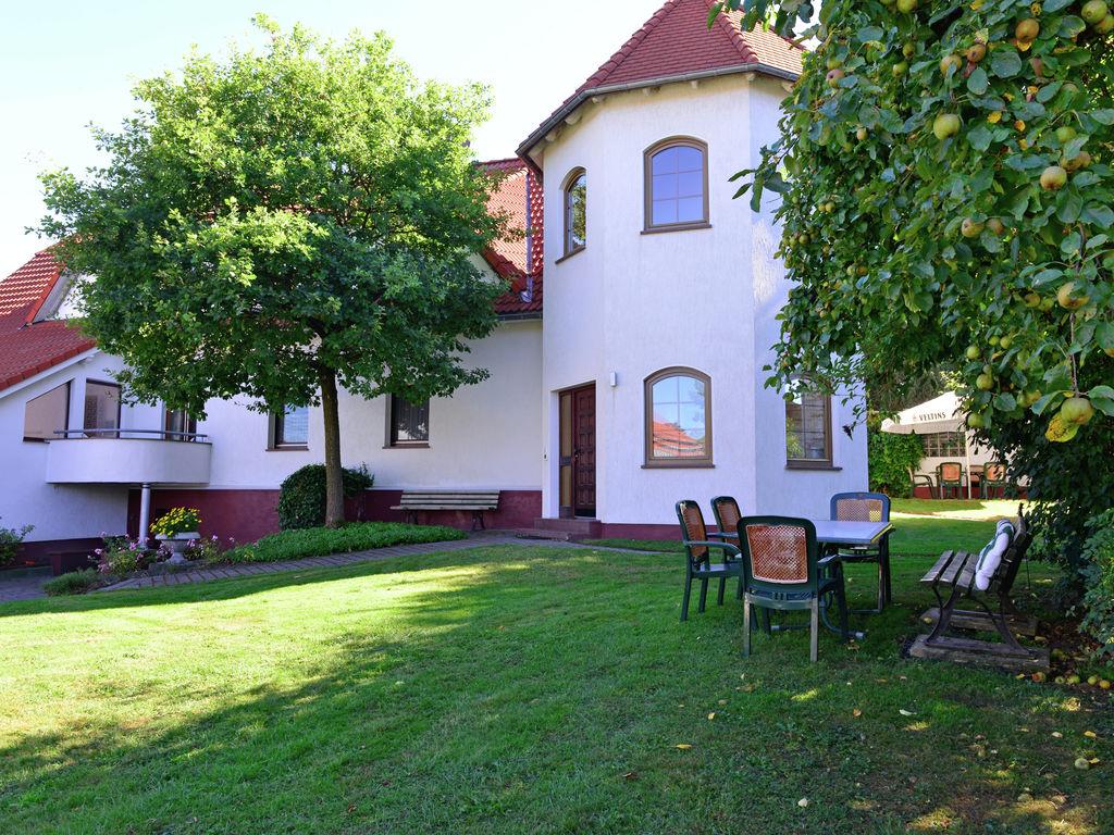 Schönes Apartment in Eimelrod in Waldnäh