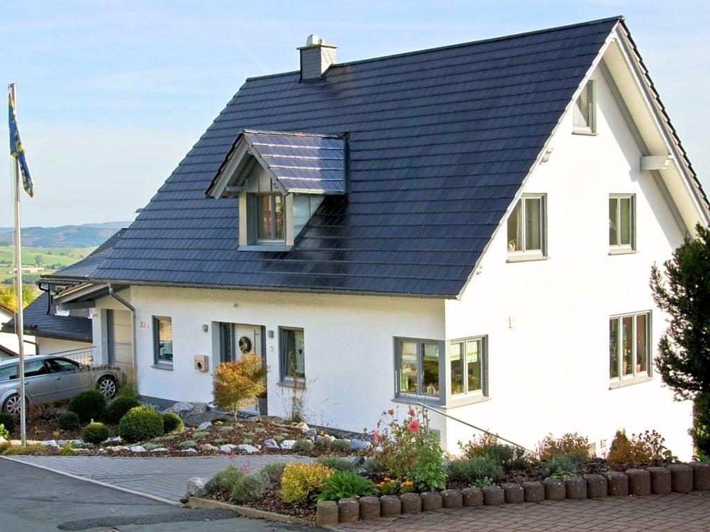 Ferienwohnung Helle Wohnung in Düdinghausen Sauerland mit schönem Garten (376705), Medebach, Sauerland, Nordrhein-Westfalen, Deutschland, Bild 3