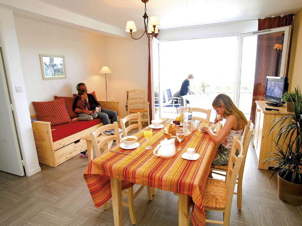 Ferienwohnung Résidence Domaine des Roches Jaunes 3 (406716), Plougasnou, Atlantikküste Finistère, Bretagne, Frankreich, Bild 4