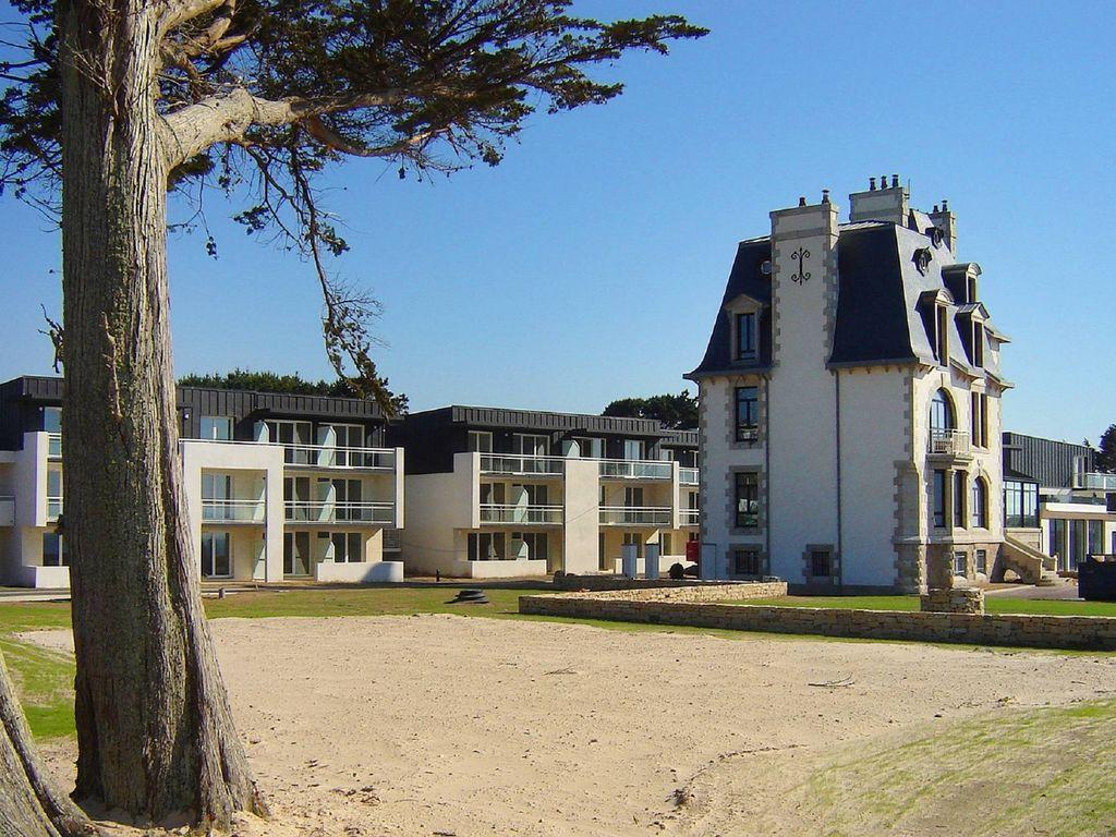 Ferienwohnung Résidence Domaine des Roches Jaunes 3 (406716), Plougasnou, Atlantikküste Finistère, Bretagne, Frankreich, Bild 14