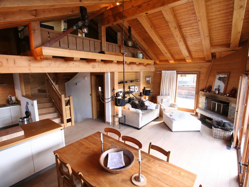 Ferienhaus Wunderschönes Chalet mit Whirlpool in Verbier im Skigebiet (382035), Verbier, Val de Bagnes, Wallis, Schweiz, Bild 6