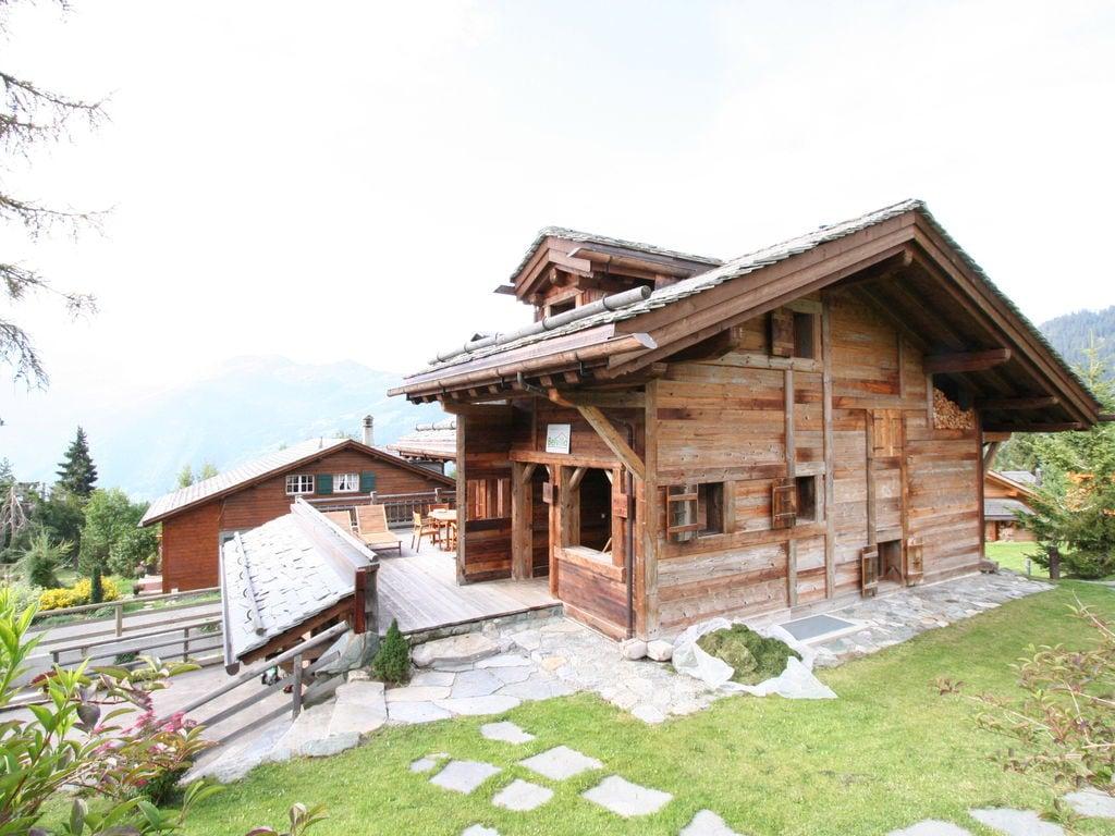 Ferienhaus Wunderschönes Chalet mit Whirlpool in Verbier im Skigebiet (382035), Verbier, Val de Bagnes, Wallis, Schweiz, Bild 2
