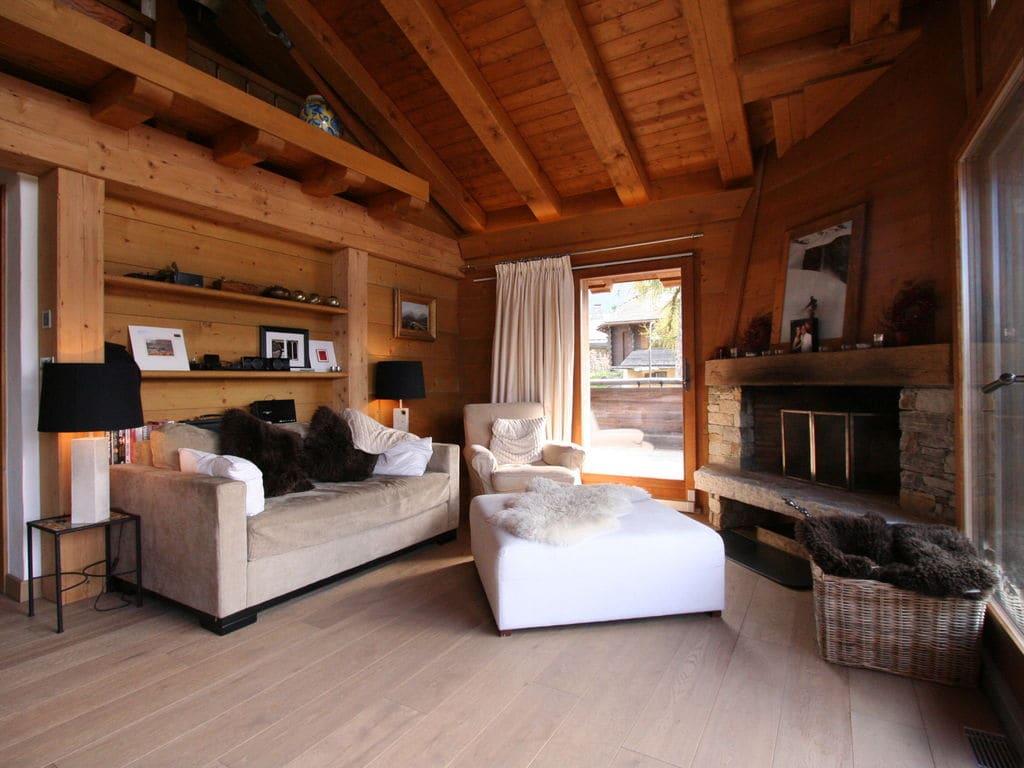 Ferienhaus Wunderschönes Chalet mit Whirlpool in Verbier im Skigebiet (382035), Verbier, Val de Bagnes, Wallis, Schweiz, Bild 8