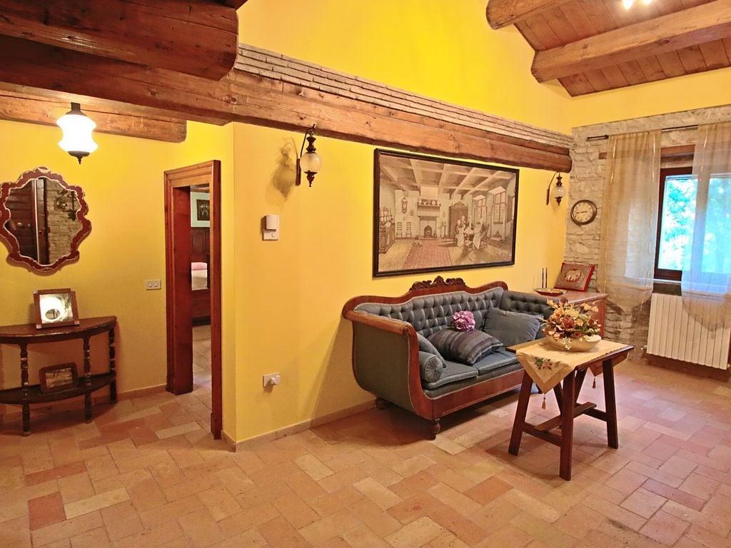 Ferienhaus Casa Lella (384176), Serrungarina, Pesaro und Urbino, Marken, Italien, Bild 4