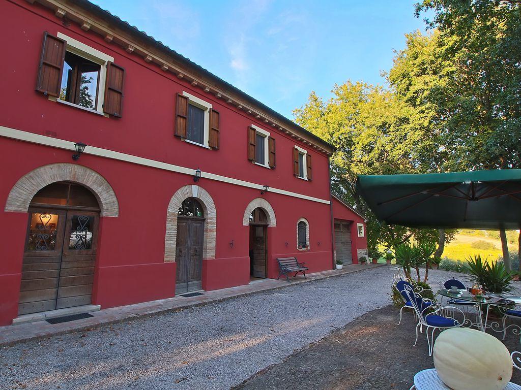 Ferienhaus Casa Lella (384176), Serrungarina, Pesaro und Urbino, Marken, Italien, Bild 2