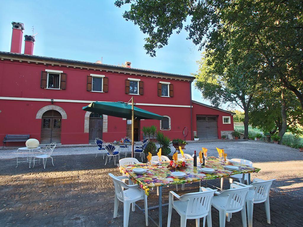 Ferienhaus Casa Lella (384176), Serrungarina, Pesaro und Urbino, Marken, Italien, Bild 1