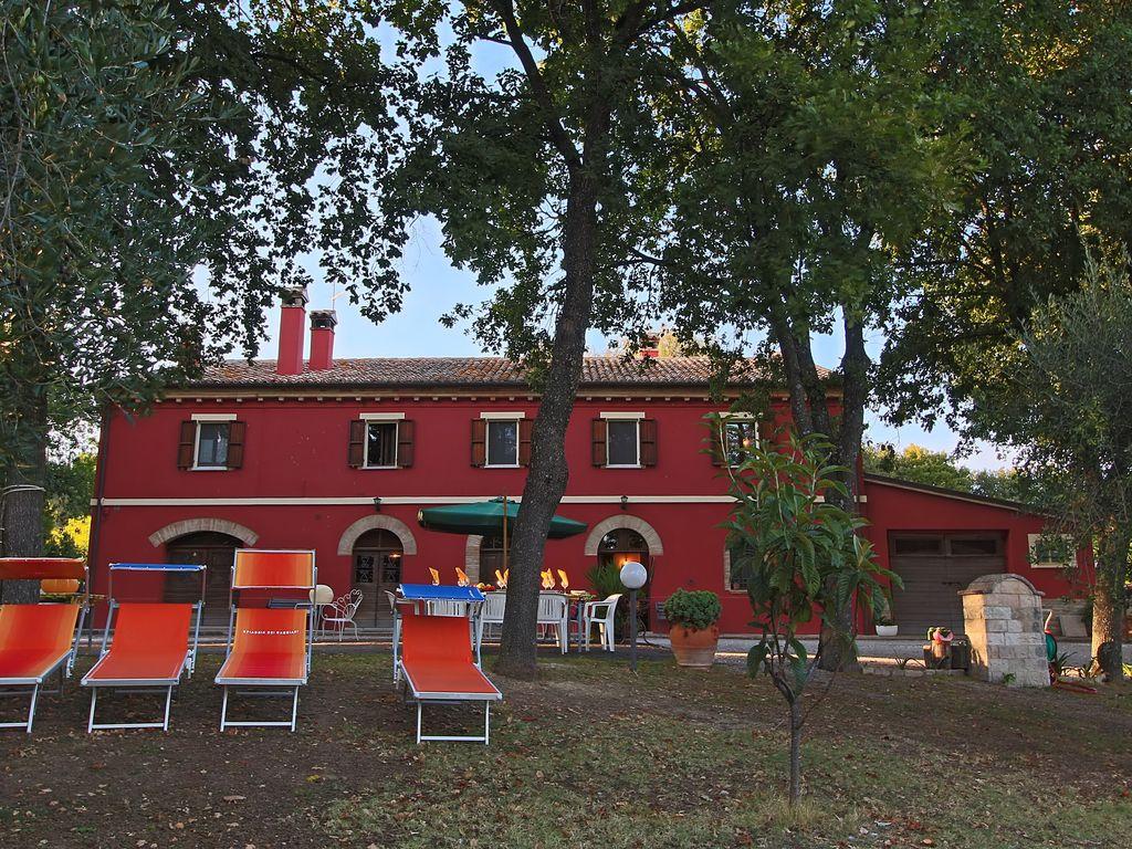 Ferienhaus Casa Lella (384176), Serrungarina, Pesaro und Urbino, Marken, Italien, Bild 3