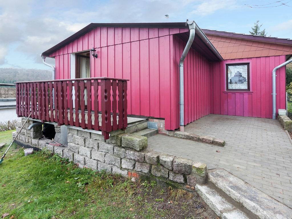 Ferienhaus Malerisches Ferienhaus in Güntersberge in Seenähe (387864), Ballenstedt, Harz (Sachsen-Anhalt), Sachsen-Anhalt, Deutschland, Bild 2